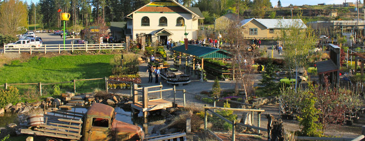 Smart Gardens Nursery Is A Locally Owned Garden Center On The North Side Of Spokane Aside From Large Selection Trees Shrubs Perennials And Annuals